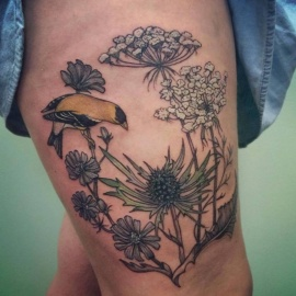 Thistle And Pearl Tattoo Health Beauty Asheville Asheville