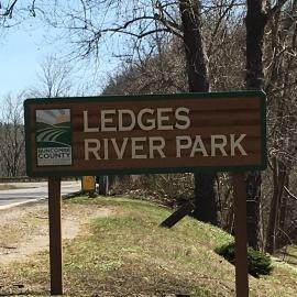 Ledges Whitewater Park