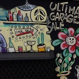 The Ultimate Garage Sale I and II