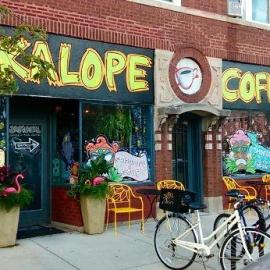 Jackalope Coffee & Tea House - Restaurant - Bridgeport - Chicago