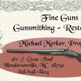 Michael Merker Riflemakers, Fine Guns & Gunsmithing