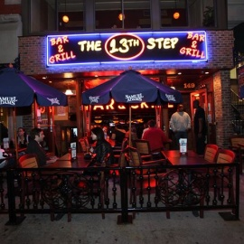 The 13th Step Bar & Grill