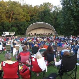 Symphony in Ellis Park