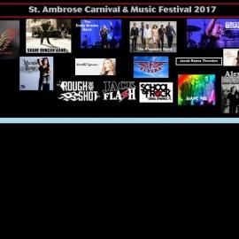 St. Ambrose Carnival & Music Festival