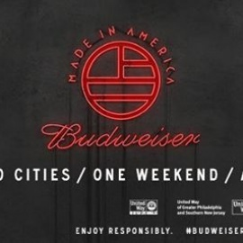Budweiser Made in America Festival PA