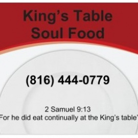 King's Table Soul Food