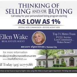 Ellen Wake, Realtor