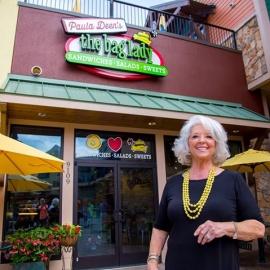 Paula Deen's The Bag Lady