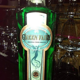 The Absinthe Bar at the Haven