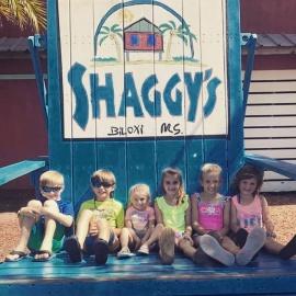 Shaggy S Harbor Bar Grill Restaurant Pass Christian Pass