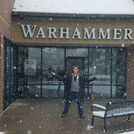 Warhammer - Boulder