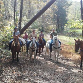 CC Acres Horseback Riding Adventures