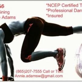 CoreFit865- Personal Training By Annie Adams