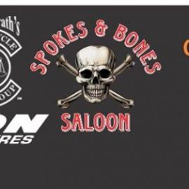 Spokes and Bones saloon