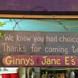 Ginny's & Jane E's Bakery Cafe