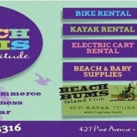 Beach Bums Island Attitude & Kayak Tours