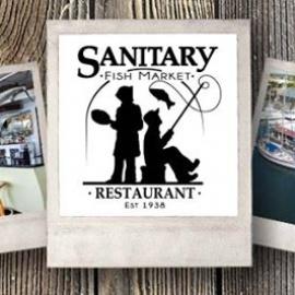 Sanitary Fish Market & Restaurant