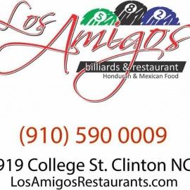 Los Amigos Billiards & Restaurant