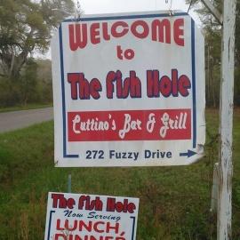 The Fish Hole Cuttino's Bar & Grill