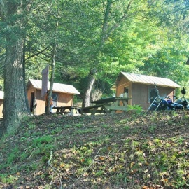 Rider's Roost Motorcycle Resort & Campground