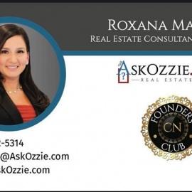 Roxana Martinez-Realtor, at The AskOzzie.com Real Estate Team
