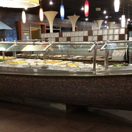 The Journey - The Ultimate Sushi, Prime Rib, & Seafood Buffet in Indy