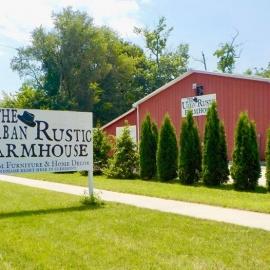 Urban Rustic Farmhouse