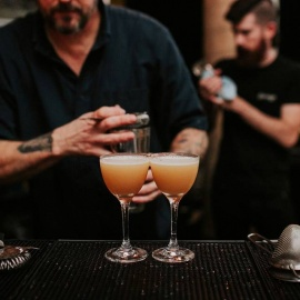 Garage Cocktail Bar Bar Austin Austin