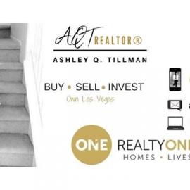 Ashley Q. Tillman, Realtor - Realty One Group