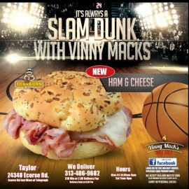 Vinny Macks Snack Shack