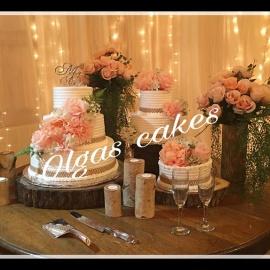 Pastelería Olga's Cakes