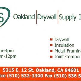 Oakland Drywall Supply, Inc - Shopping - Oakland - Oakland