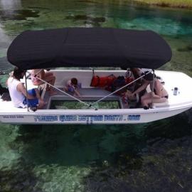 Florida Glass Bottom Boats