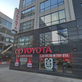 Toyota Of Manhattan >> Toyota Of Manhattan Automotive Soho New York