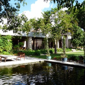 Kampong of the national tropical botanical garden travel - National tropical botanical garden ...