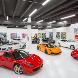 Lou La Vie Exotic Car Rental