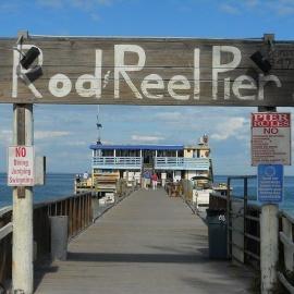 Rod & Reel Pier