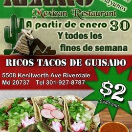 Alamo Mexican Restaurant & Sports Bar