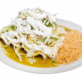 Chile Verde Authentic Mexican Food