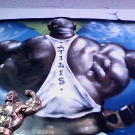 Atilis Gym, Wildwood