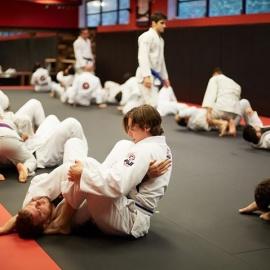 Training Grounds Jiu-Jitsu & MMA