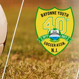 BYSA - Bayonne Youth Soccer Association
