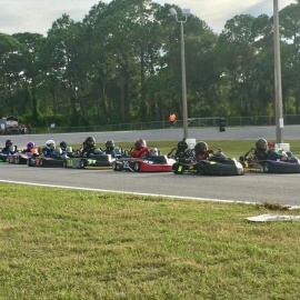 Space Coast Full Throttle Speedway