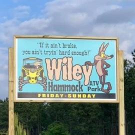 Wiley Hammock ATV Park