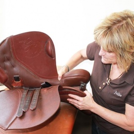 Sound Saddle Fitting - Julie Lobban