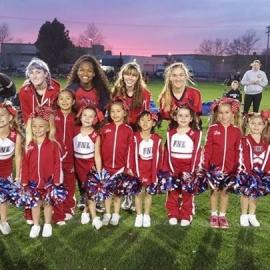 Friday Night Lights Cheerleading