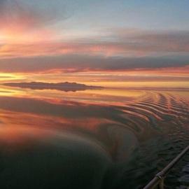 Great Salt Lake Dinner Boat