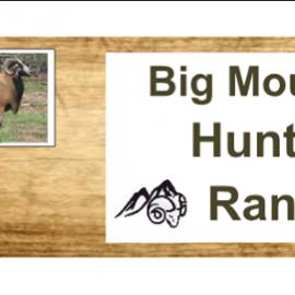 Big Mountain Hunting Ranch