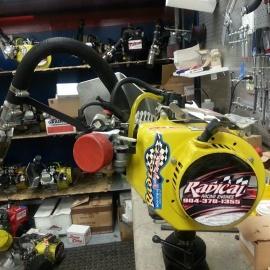 Radical Racing Engines/ TJ Newton Motorsports