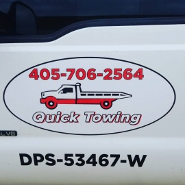 Quick Towing Of Oklahoma City